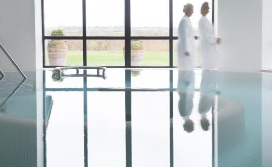 Champneys Springs Health Resort: Thalassotherapy pool
