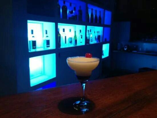 Hotel Mandragora: Serviços de bar ��
