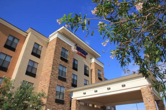 Fairfield Inn & Suites Alamogordo: Extérieur