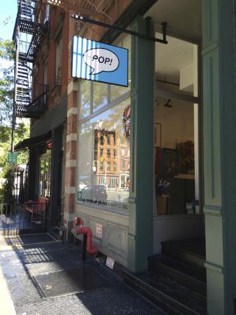 Pop Shop商店