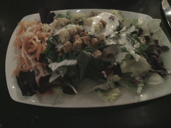 Bob Heilman's Beachcomber: Salad