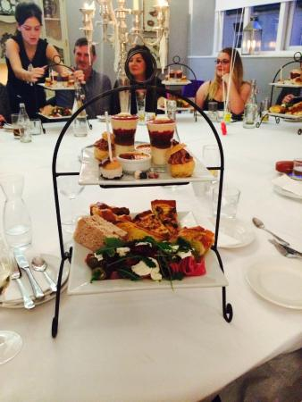 Petit Delight: Afternoon tea