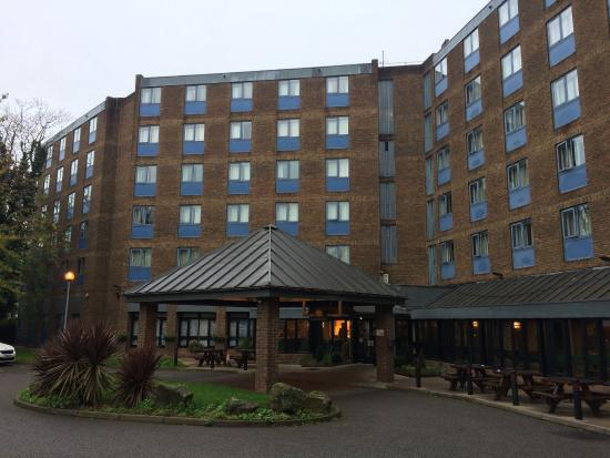 Habitaci n doble picture of days hotel london waterloo for Hotels waterloo