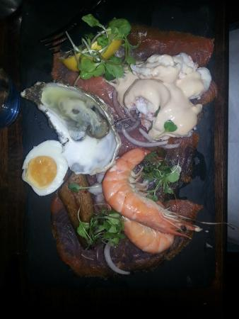 The Seafood Bar @ Kirwan's : Seafood Platter