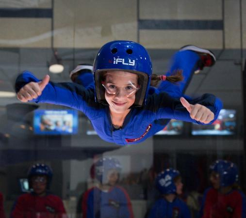 ‪iFLY Va Beach Indoor Skydiving‬