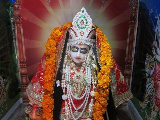 Bhadrakali Temple: Goddess Durga