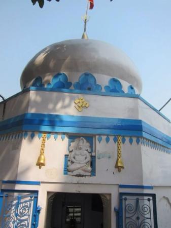 Shiva temple at Shree Devikoop Bhadrakali Temple