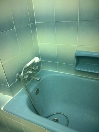 Lomeniz Hotel: Il nostro bagno