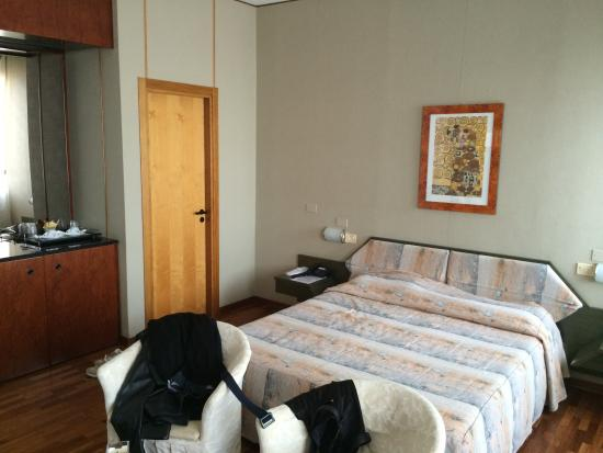 Hotel Bristol: camera