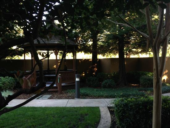 Courtyard by Marriott San Ramon: Courtyard