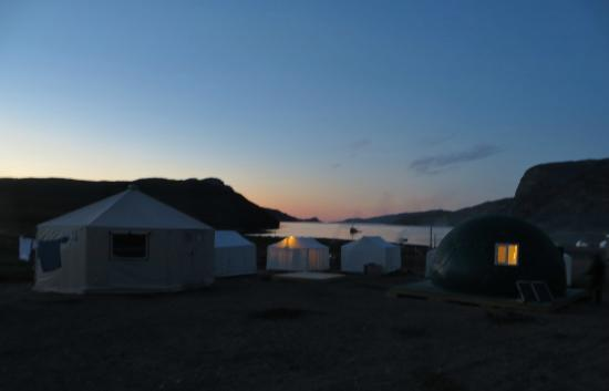 Torngat Mountains Base Camp & Research Station