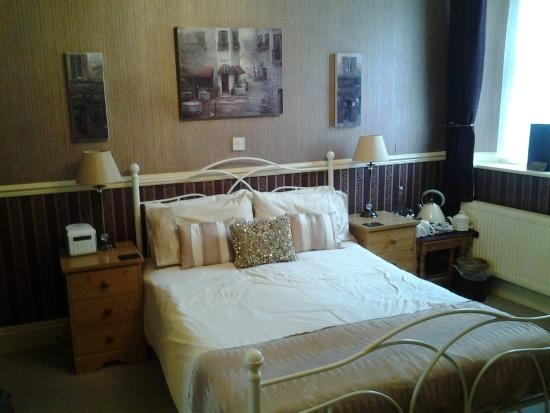 Oakover Guest House: bedroom