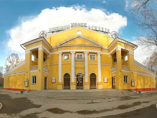 Новосибирский Mузыкальный Tеатр