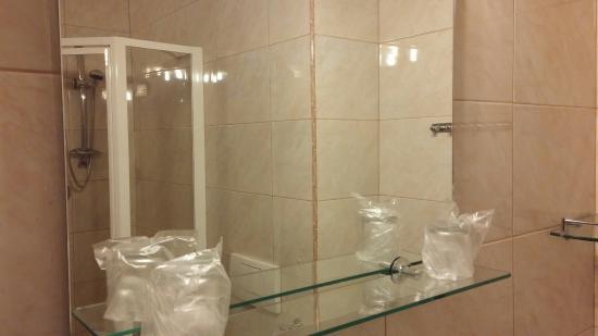 Hotel Opal: Bagno