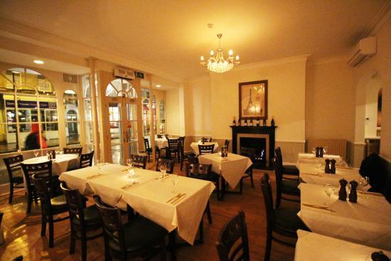 Pulteney Bridge Restaurant