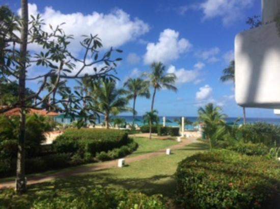 Royal Glitter Bay Villas : A bela vista da praia