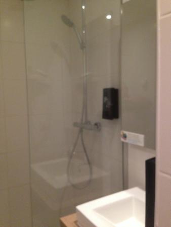 Hotel Villa Royale: Shower