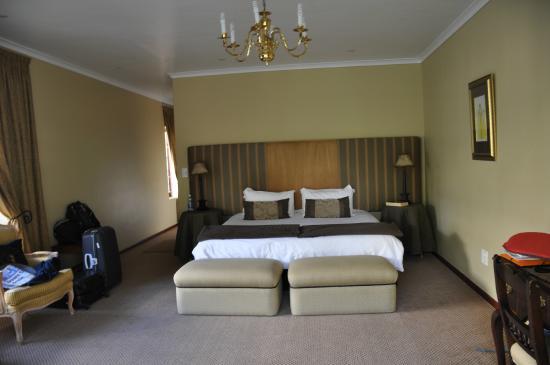 ميلكوود لودج - هيرمانوس: Our luxury double room