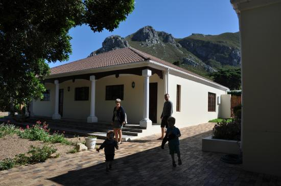 Milkwood Lodge: Our luxury double room