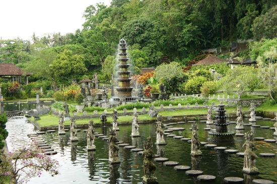 Tirta Gangga Royal Water Garden: Picture Of Tirta Gangga, Karangasem