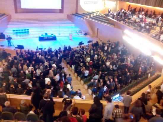 L'Auditori : Graduació UOC