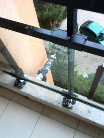 Apartamentos Pierre & Vacances Cannes Beach: Balkon