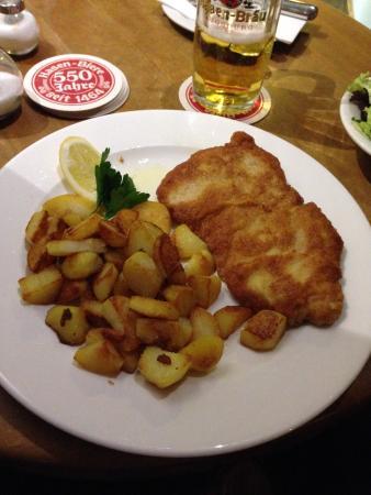Kappeneck : Schnitzel