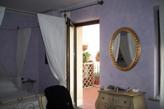 Relais Ristori: fabulous room