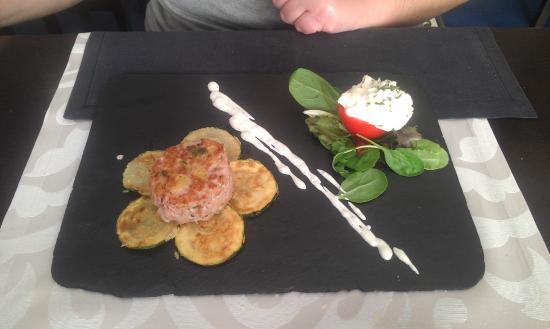 Restaurante El Aguador Nervión : .