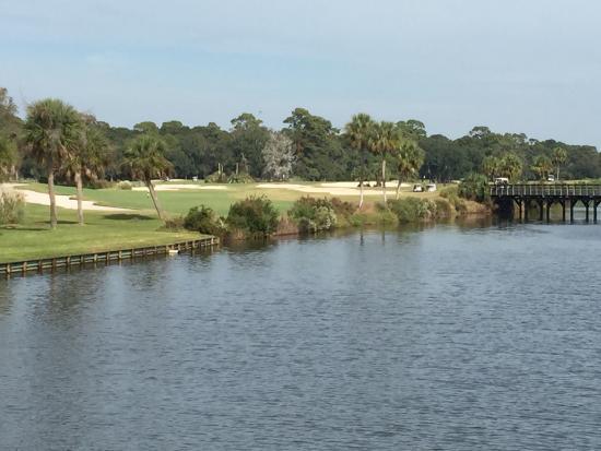 George Fazio Golf Course: #11 and #12 on the Fazio course.