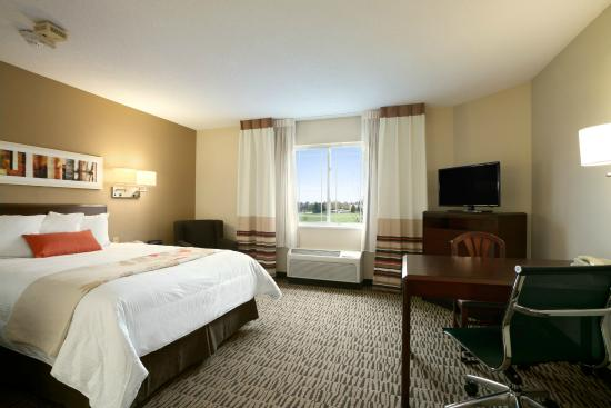 Hawthorn Suites by Wyndham Denver Tech Center : Guestroom