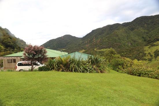Waiotemarama Falls Lodge : lodge