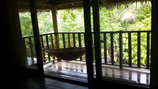La Luna Island Resort: Relaxing place