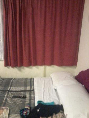 Cedar Guest House : letto 1piazza e mezza