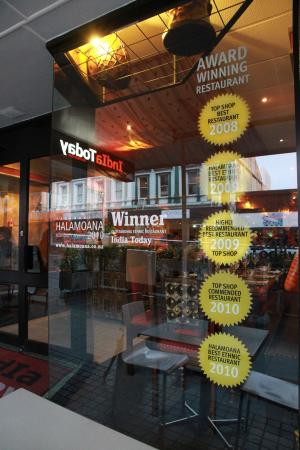 India Today Tandoor and Bistro: Awards