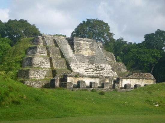 Ruiny Altun Ha