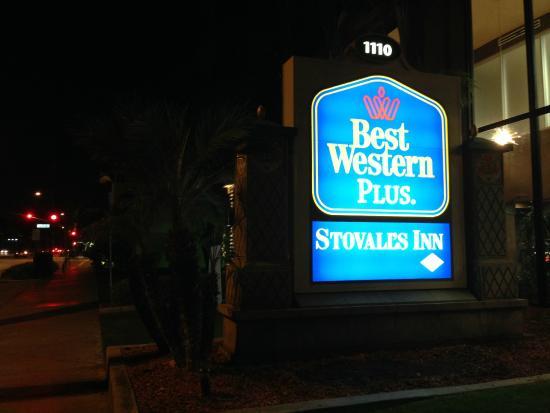 BEST WESTERN PLUS Stovall's Inn : Entrada