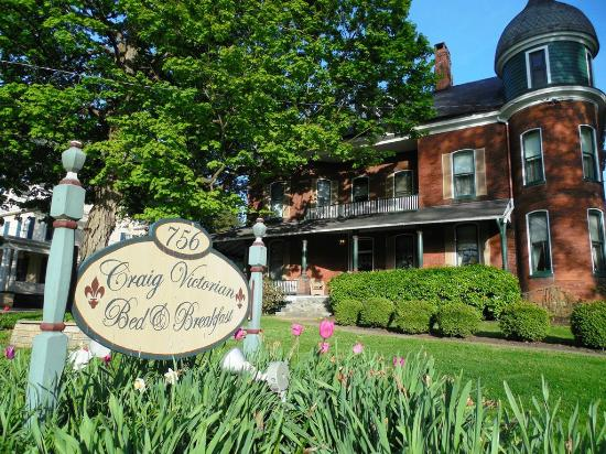 Craig Victorian Bed and Breakfast: Bed & Breakfast