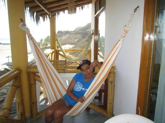 Hotel Costa Blanca de Mancora Vichayito : Las habitaciones son muy cómodas