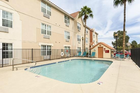 TownePlace Suites Phoenix North: Outdoor Pool