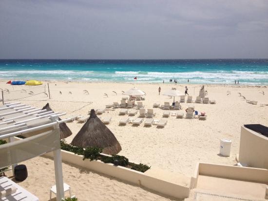 Beach At Live Aqua Picture Of Live Aqua Beach Resort Cancun Cancun Tripadvisor