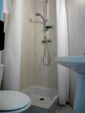 Hotel De La Comedie: Badezimmer, Hotel de la Comédie