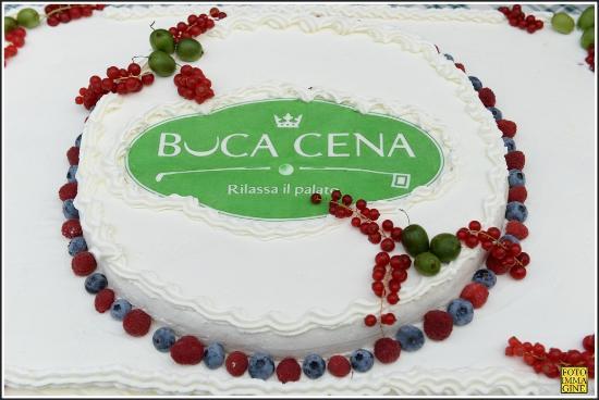 Buca Cena: Le torte da cerimonia della Pasticceria Freni di Arma di Taggia