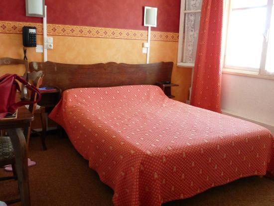 Hotel le Mirage : Zimmer im Le Mirage