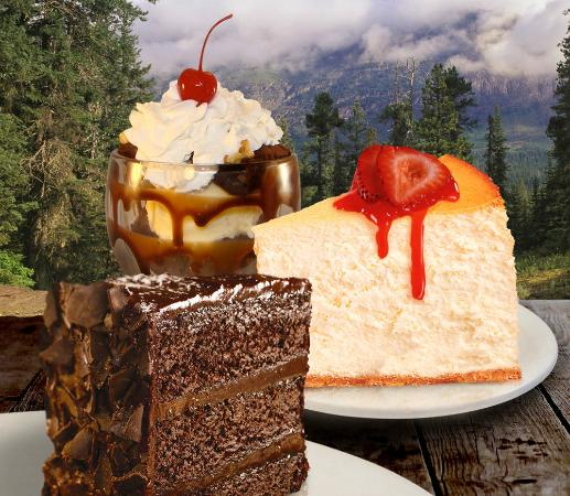 Montana Mike's Steakhouse : Desserts