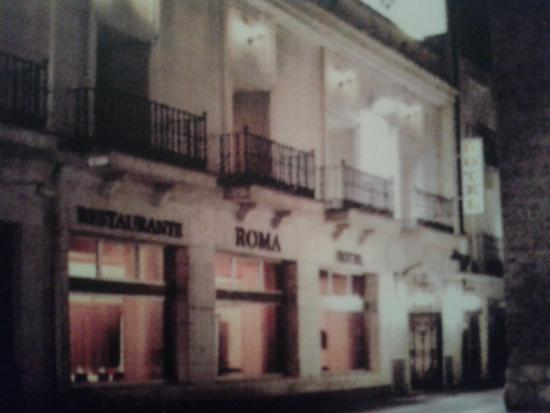 Hotel Roma : entrada