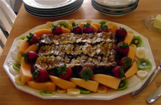 Ahwahnee, Californie : Candy Apple French Toast