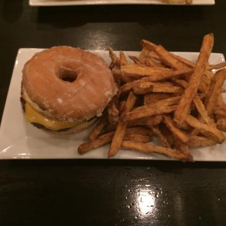 Photo of American Restaurant The Burger Bistro at 7217 3rd Ave, Brooklyn, NY 11209, United States