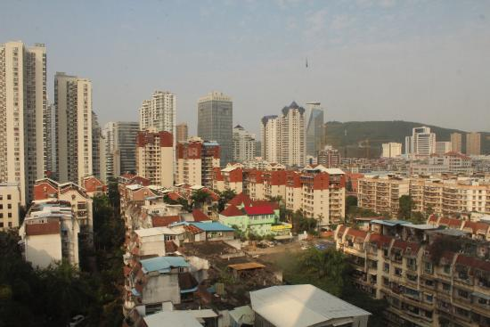 Ramada Xiamen view from room