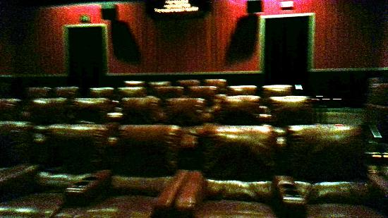 Vestal, NY: Middle of movie theater